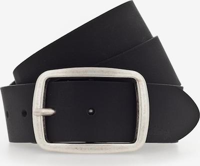 Curea '40mm' MUSTANG pe negru, Vizualizare produs