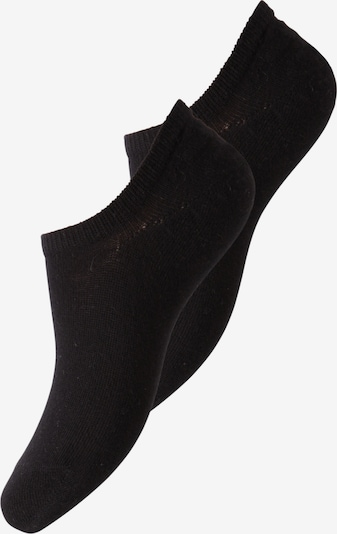 PIECES Støvletter 'Tess' i sort, Produktvisning