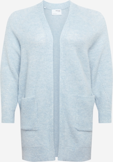 SELECTED FEMME Knit cardigan 'LIA' in light blue, Item view