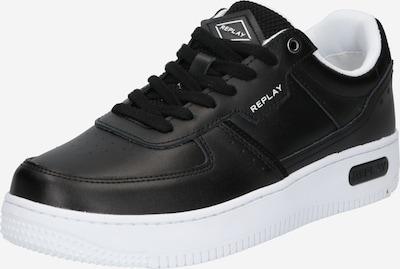 REPLAY Sneaker 'CLASSIC PREMIUM' in schwarz / weiß, Produktansicht