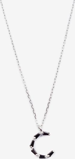 Arion Jewelry Ketting in de kleur Zwart / Zilver, Productweergave