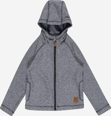 Reima Knit Cardigan 'Haave' in Grey