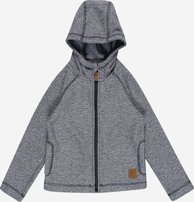 Reima Pletená bunda 'Haave' - noční modrá / šedý melír / bílá, Produkt