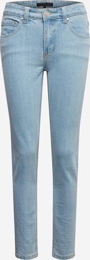 Mennace Jeans in de kleur Blauw denim, Productweergave