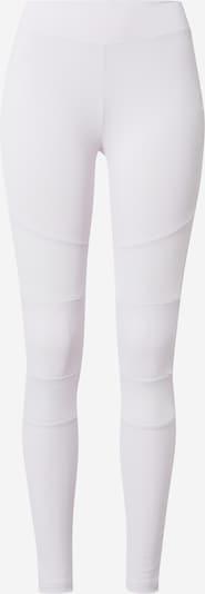 Urban Classics Curvy Leggings 'Tech Mesh' in weiß, Produktansicht