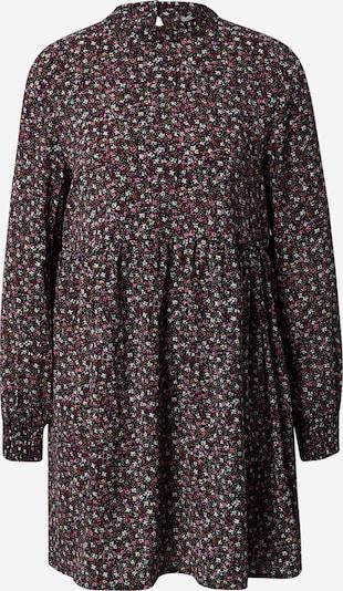 JACQUELINE de YONG Kleid 'Piper' in mischfarben / schwarz, Produktansicht