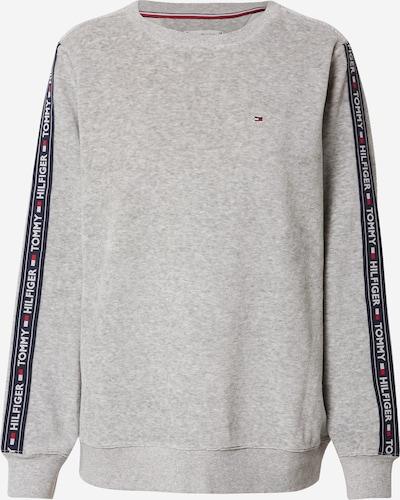Tommy Hilfiger Underwear Sweatshirt in navy / graumeliert / rot / weiß, Produktansicht