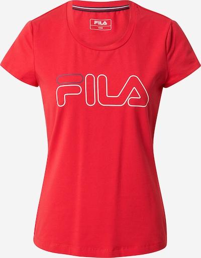 FILA T-Shirt 'Reni' in rot, Produktansicht