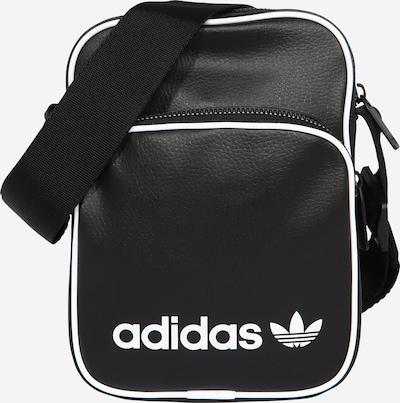 ADIDAS ORIGINALS Taška cez rameno 'VINT MINI BAG' - čierna / biela, Produkt