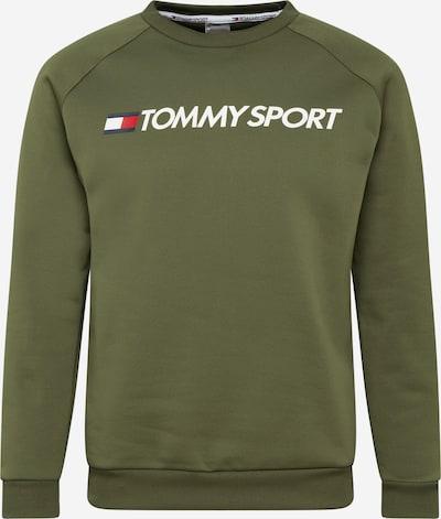 Tommy Sport Sporta svīteris haki, Preces skats