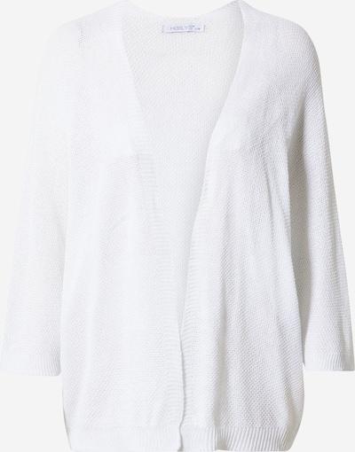 Hailys Strickjacke 'Elly' in weiß, Produktansicht