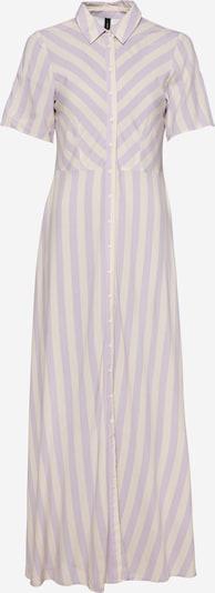 Y.A.S Kleid 'SAVANNA' in creme / helllila, Produktansicht