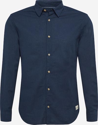JACK & JONES Hemd 'LENNY' in navy, Produktansicht