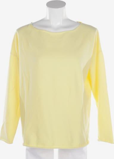 Juvia Sweatshirt / Sweatjacke in S in gelb, Produktansicht