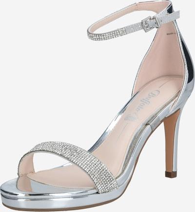 Sandalo con cinturino 'Monroe 2' BUFFALO di colore argento, Visualizzazione prodotti