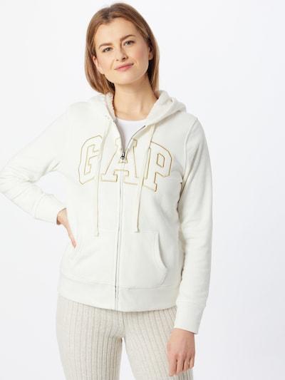 Džemperis iš GAP , spalva - Auksas / balta: Vaizdas iš priekio