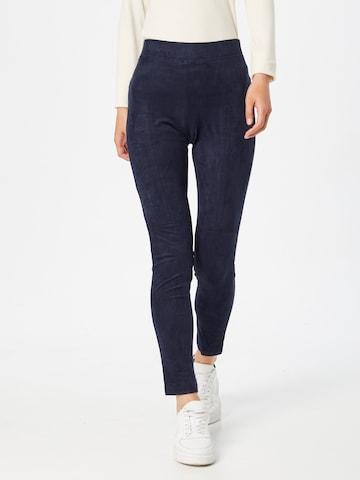 ESPRIT Leggings in Blau