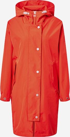 g-lab Mantel 'PHENIA' in orangerot, Produktansicht