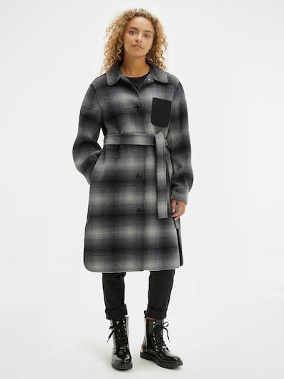 TOMMY HILFIGER Mantel in schwarz, Modelansicht
