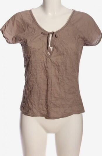 DAY Kurzarm-Bluse in S in braun, Produktansicht