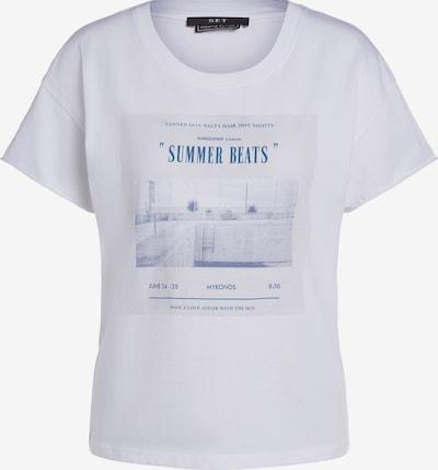 SET Tričko - modrá / bílá, Produkt