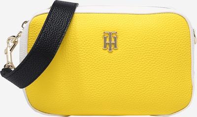 TOMMY HILFIGER Umhängetasche in gelb / schwarz / weiß, Produktansicht