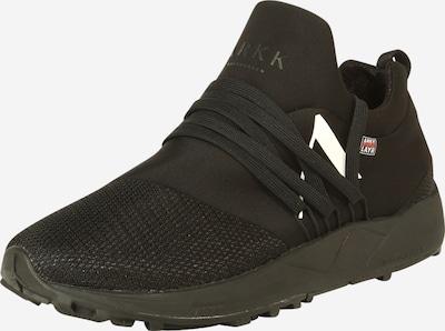 ARKK Copenhagen Sneakers laag 'Raven' in de kleur Zwart, Productweergave