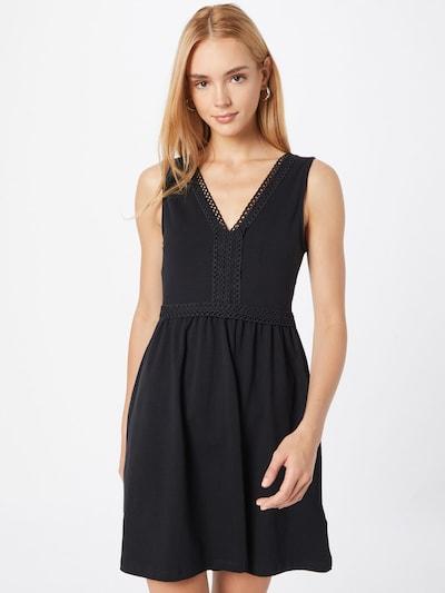 ABOUT YOU Рокля 'Cami Dress' в черно: Изглед отпред