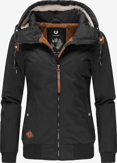 Ragwear Jacke 'Jotty' in braun / schwarz, Produktansicht