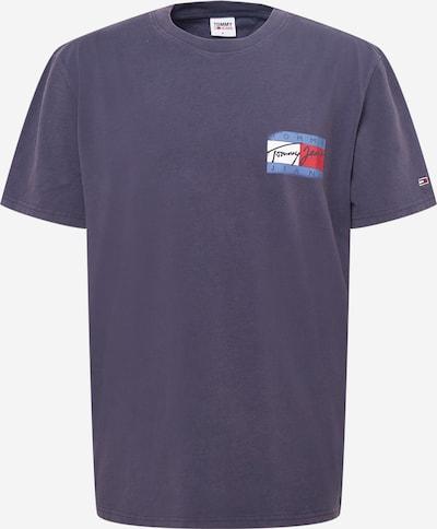 Tommy Jeans Shirt in de kleur Marine / Indigo / Rood / Wit, Productweergave