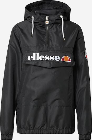 ELLESSE Přechodná bunda 'Montez' - oranžová / červená / černá / bílá, Produkt