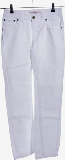 Red Valentino High Waist Jeans in 25-26 in weiß, Produktansicht