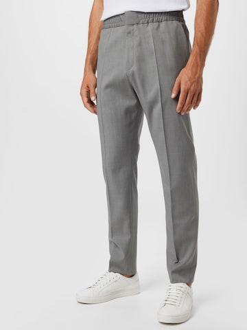 HUGO Viikidega püksid 'Howard213', värv hall