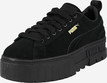PUMA Platform trainers in Black