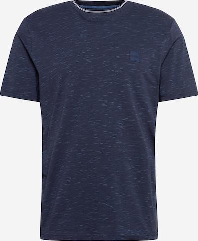 BOSS Тениска 'Temew' в тъмносиньо: Изглед отпред