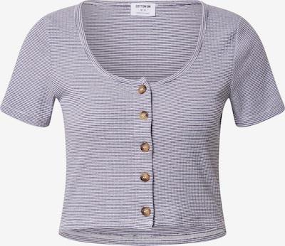 Cotton On Shirt 'LENI' in helllila / weiß, Produktansicht