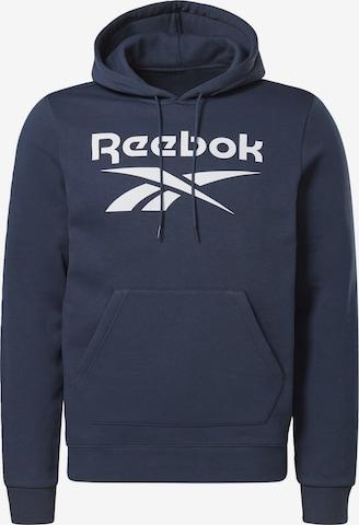 Reebok Sport Sportsweatshirt - Modrá