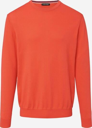 Louis Sayn Pullover aus Pima Cotton in rot, Produktansicht