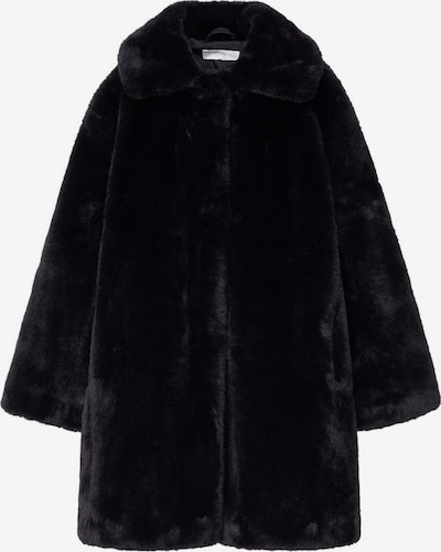 fekete MANGO KIDS Kabát, Termék nézet