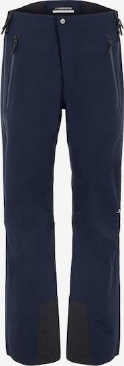 J.Lindeberg Sportbroek in de kleur Donkerblauw, Productweergave