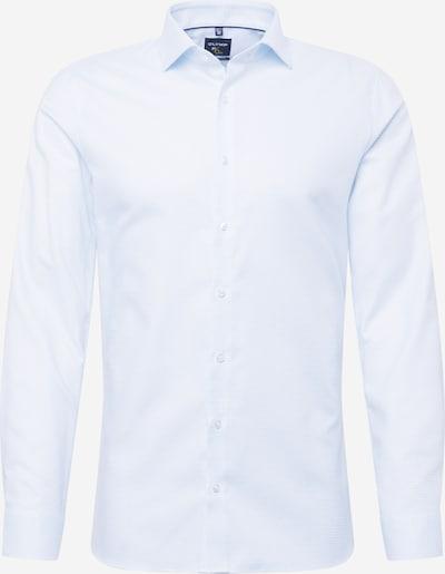 OLYMP Skjorta 'No 6.' i ljusblå / off-white, Produktvy