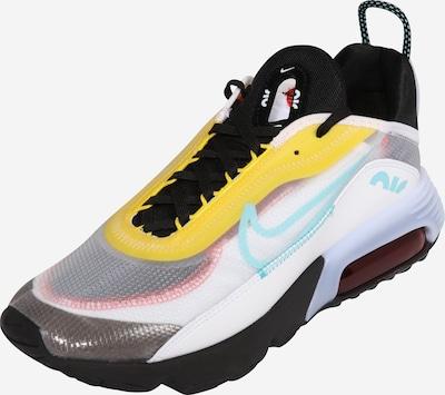 Nike Sportswear Sneaker in blau / gelb / schwarz / weiß, Produktansicht