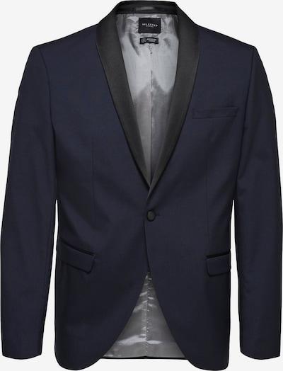 SELECTED HOMME Blazer in blau / schwarz, Produktansicht
