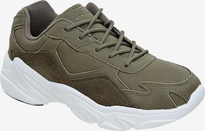Athlecia Sneaker 'CHUNKY' in oliv, Produktansicht