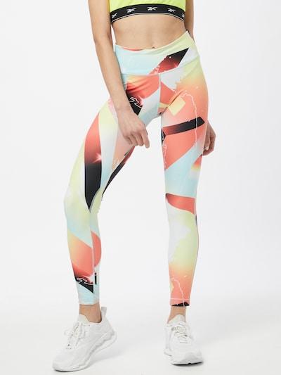 REEBOK Sportovní kalhoty - mix barev, Model/ka