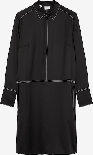Marc O'Polo Pure Blusenkleid in schwarz, Produktansicht