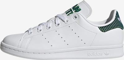 ADIDAS ORIGINALS Sneaker 'Stan Smith' in smaragd / weiß, Produktansicht