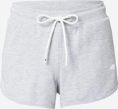 4F Spodnie sportowe w kolorze szarym, Podgląd produktu