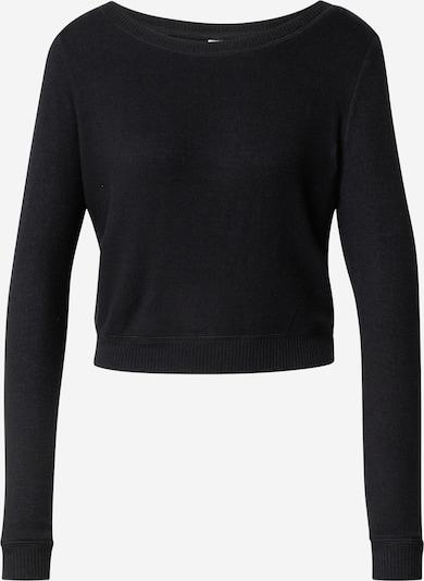 Bluză de noapte 'CALM' Dorina pe negru, Vizualizare produs