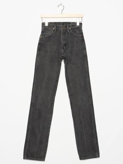 WRANGLER Jeans in 26/36 in black denim, Produktansicht